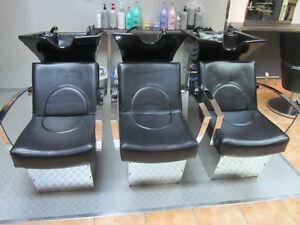 Mobilier de salon de coiffure for Meuble coiffeuse montreal