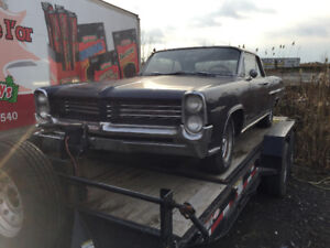 Pontiac parisienne 64super moteur monte condition super deal!