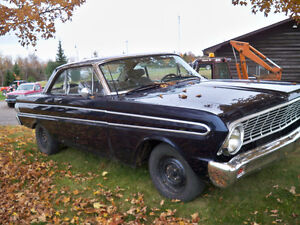 1964 Ford Falcon Futura - V8 4-speed 2 door hardtop