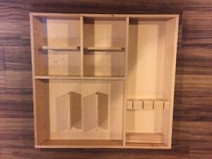 IKEA Rationell Kitchen Drawer Inserts Kingston Kingston Area image 3