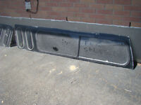 Truck Topper Windows, $50.00 obo