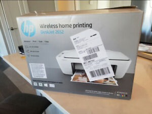 HP wireless home printing