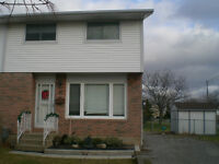 3 Bedroom Semi - Confederation Heights Thorold