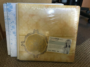Creative Memories Nancy O'Dell album kit