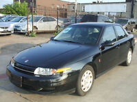 2001 Saturn L-Series - Safety E-tested