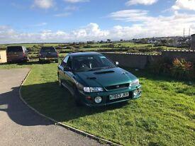 Subaru Imprezza
