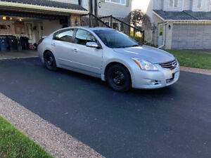 2010 Nissan Altima 2.5 SL CVT Sedan-CERTIFIED