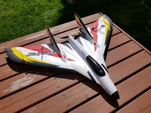 Parkzone f27q Stryker rc airplane