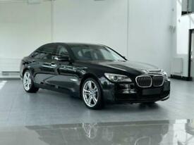 image for BMW 7 Series 760Li M Sport - Rear Seat Entertainment Auto Saloon Petrol Automati