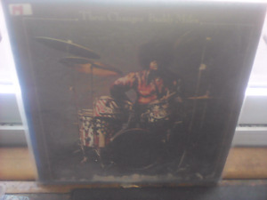 Buddy Miles -Them Changes-1970 LP record-SOLD K. Japan