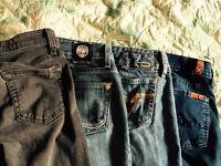 Designer Jeans Diesel Rock & Republic J Brand Grass LA BCBG