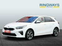 2021 Kia Ceed 1.5T GDi ISG 3 5dr Hatchback Petrol Manual