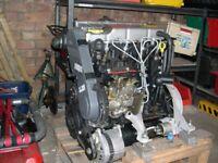 New Ford XLD 1600 marine engine, see description