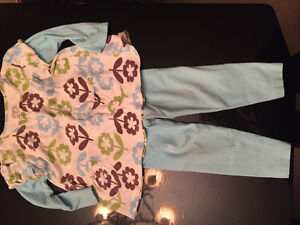 Carter baby outfit light blue West Island Greater Montréal image 1