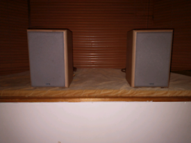 Speakers for sale. Pair of Eltax Monitor 3s