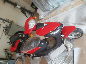 Gas scooter brand new 50cc