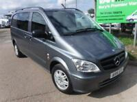 Mercedes-Benz Vito 2.1 CDI Dualiner Compact Panel Van 5dr (5 Seats) 2014/14