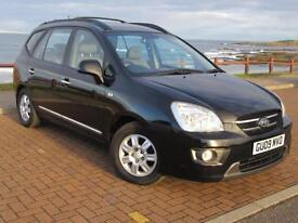 Kia Carens 2.0CRDi SR 7 Seater Diesel MPV 2009 Low Miles 56k FSH by Kia 7 Stamps