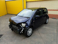 2012 VOLKSWAGEN MOVE UP 1.0 PETROL 5 SPEED