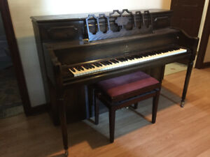 LeSage Piano for sale