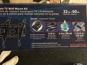 "32""-60"" wall TV mount"