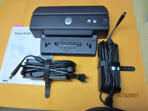 "Dell D/Port Docking Station for ""D"" series Latitude Notebooks"