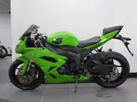 2015 KAWASAKI ZX 6 RR UNREGISTERED EX WD 40 TEAM RACE BIKE, ALL STANDARD NOW