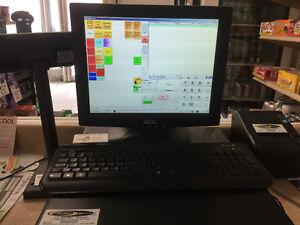 Caisse enregistreuse Isthera 8.0 à vendre
