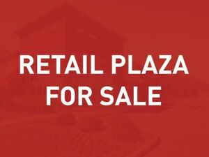 Retail Shopping Plaza FOR SALE -_j1h