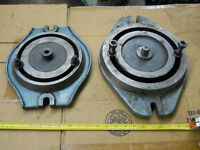 HEAVY DUTY SWIVEL BASES FOR MILLING MACHINE VICE