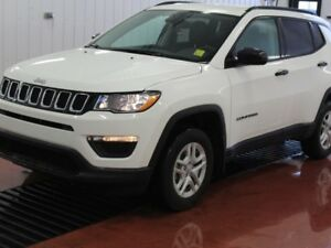 2017 Jeep Compass Sport  - Heated Seats - Uconnect - $201.65 B/W