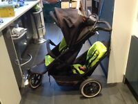 Phil & Teds Explorer Double Buggy / Stroller Good Condition