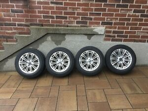 4 Mags for BMW or Mini Cooper Countryman  Incuding Winter Tires