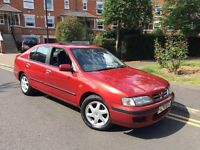 NISSAN PRIMERA 2.0 SX ** FAMILY OWNED ** LOVELY CAR £495