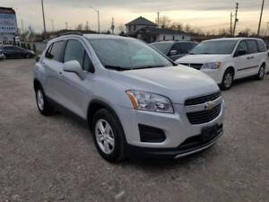 2015 Chevrolet Trax LT , Bluetooth , Rear Camera