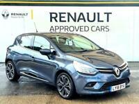 2018 Renault Clio RENAULT CLIO 0.9 TCE 90 Dynamique S Nav 5dr Hatchback Petrol M