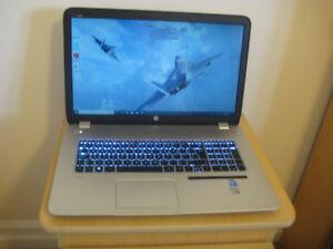 """17.3"""" HP Gaming Laptop, Intel i7, 8GB RAM, 2 GB GeForce GT 750M"""