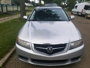*Price reduced to sell asap* Low Km Manual Acura TSX