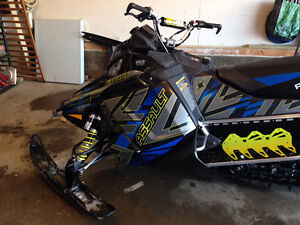 2016 Polaris 800 Switchback Assault 144 Terrain Dominator LE