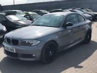 2012 BMW 1 Series 2.0 118d Sport Plus 2dr