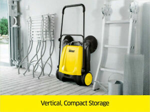 Karcher Outdoor Push Sweeper, Patio