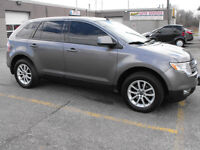 2009 EDGE SEL..FWD..LOADED..HEATED SEATS..NEW TIRES  SAFETIED