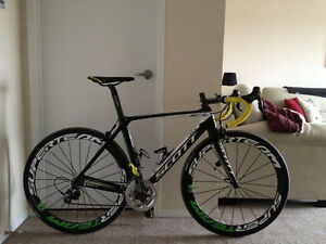 2015 Scott Foil 40 - upgraded