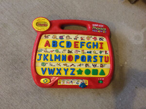 Vtech Phonics from A to Z