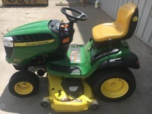 2013 JD D170 LAWN TRACTOR