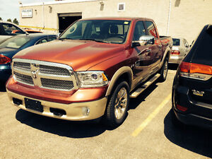2014 Dodge Power Ram 1500 Laramie Longhorn Pickup Truck