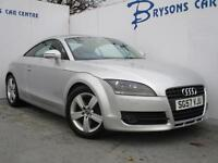 2008 57 Audi TT Coupe 2.0T FSI 197bhp Manual for sale in AYRSHIRE