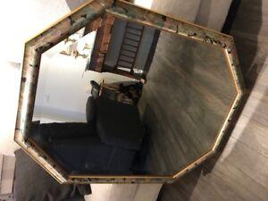 miroir mural de qualité