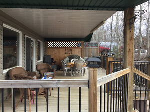 Cabin for Rent at Iroquois Lake