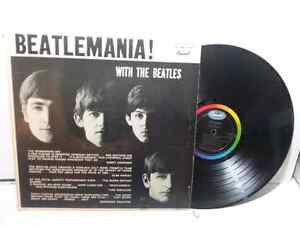 Vinyle The Beatles Beatlemania Édition Canadienne Valeur 80-100$